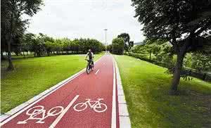 武汉城市绿道标线施工费用