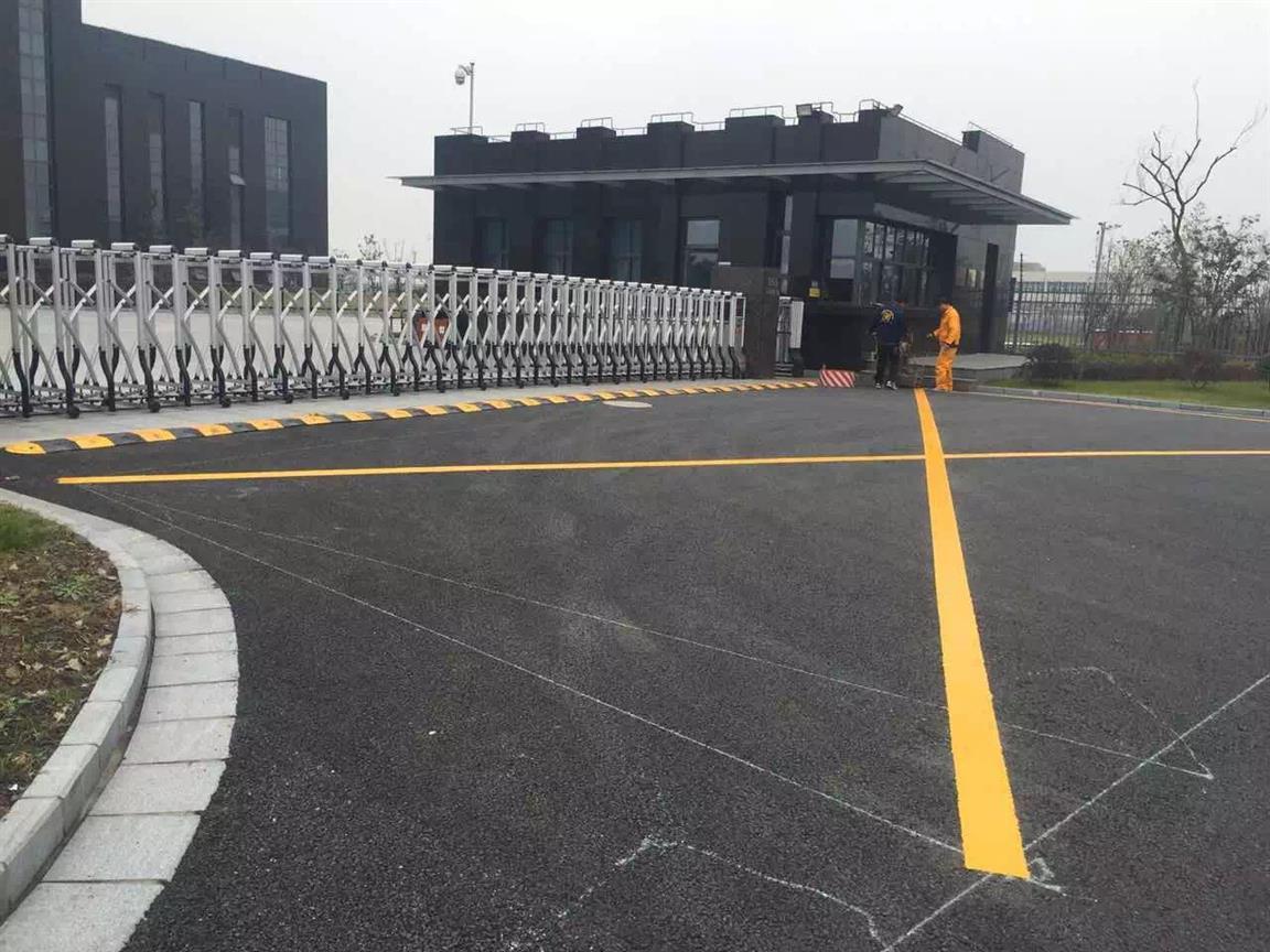 武汉专业承接武汉马路标线生产厂家