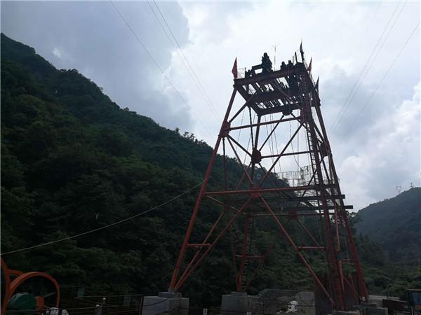 焦作矿用井架电话