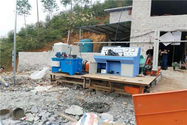 矿山井下紧凑型1.2米绞车变频调速节能