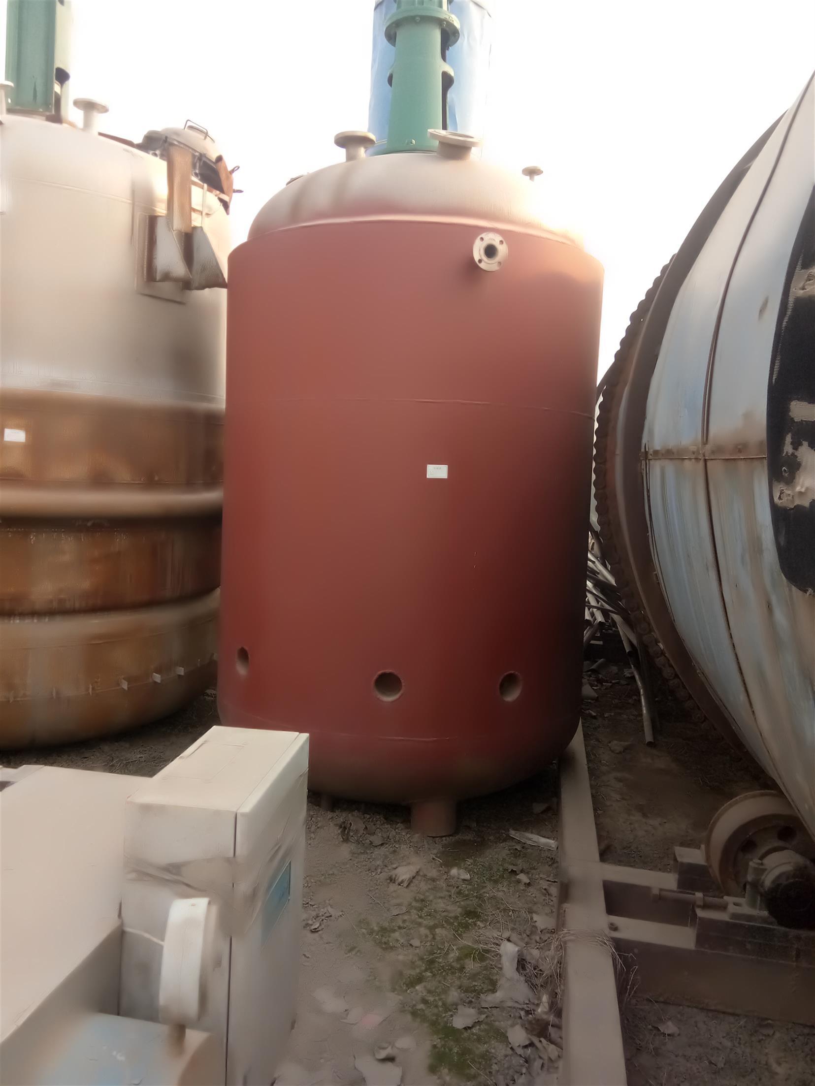 深圳国产二手不锈钢反应釜