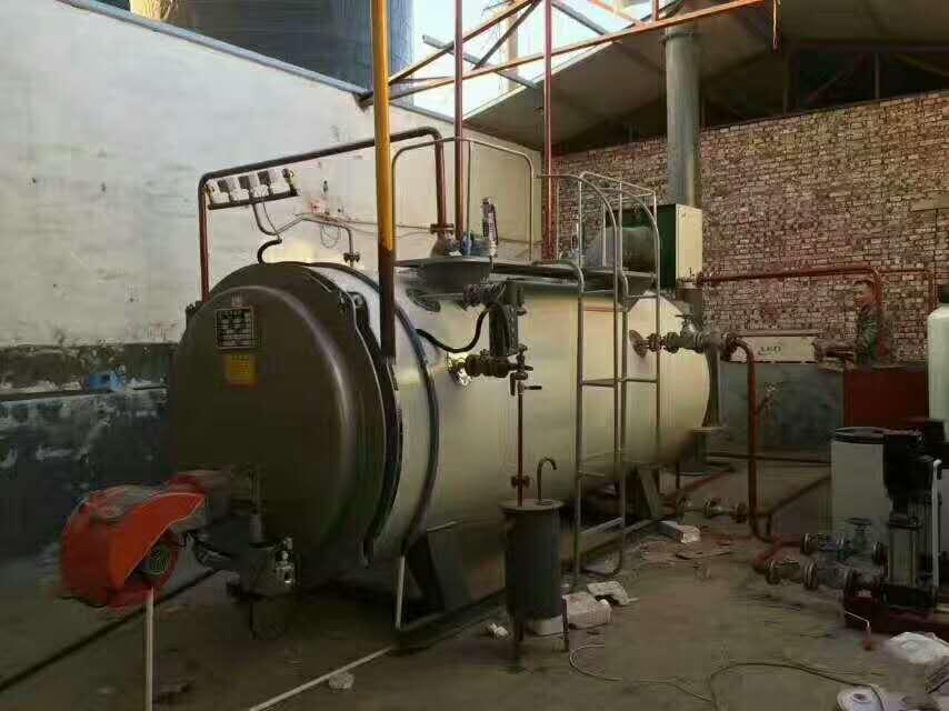 成都2吨燃油气蒸汽锅炉厂家