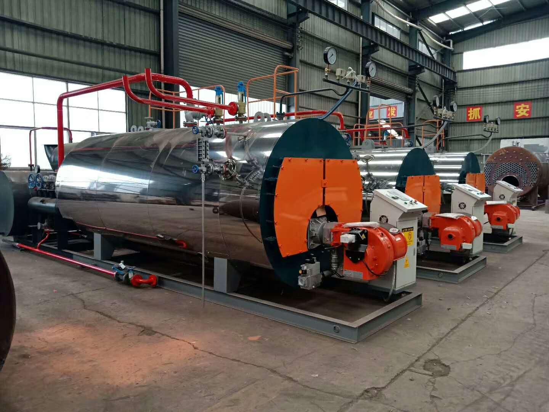 重庆0.2吨燃油气蒸汽锅炉锅炉介绍