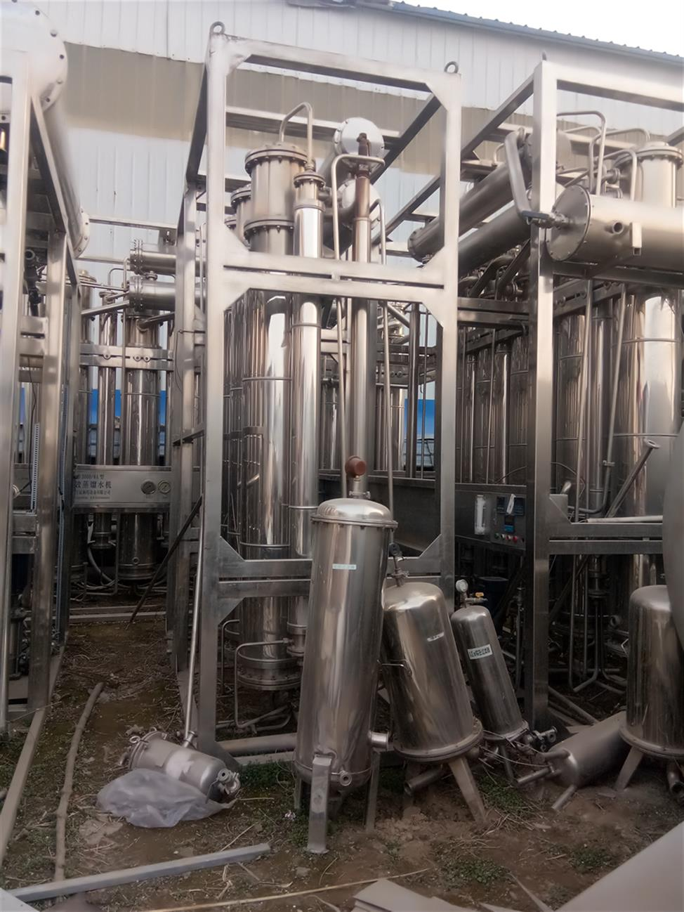 南宁国产二手制药厂设备