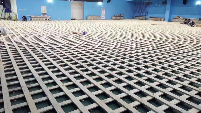 柳州篮球运动木地板方案