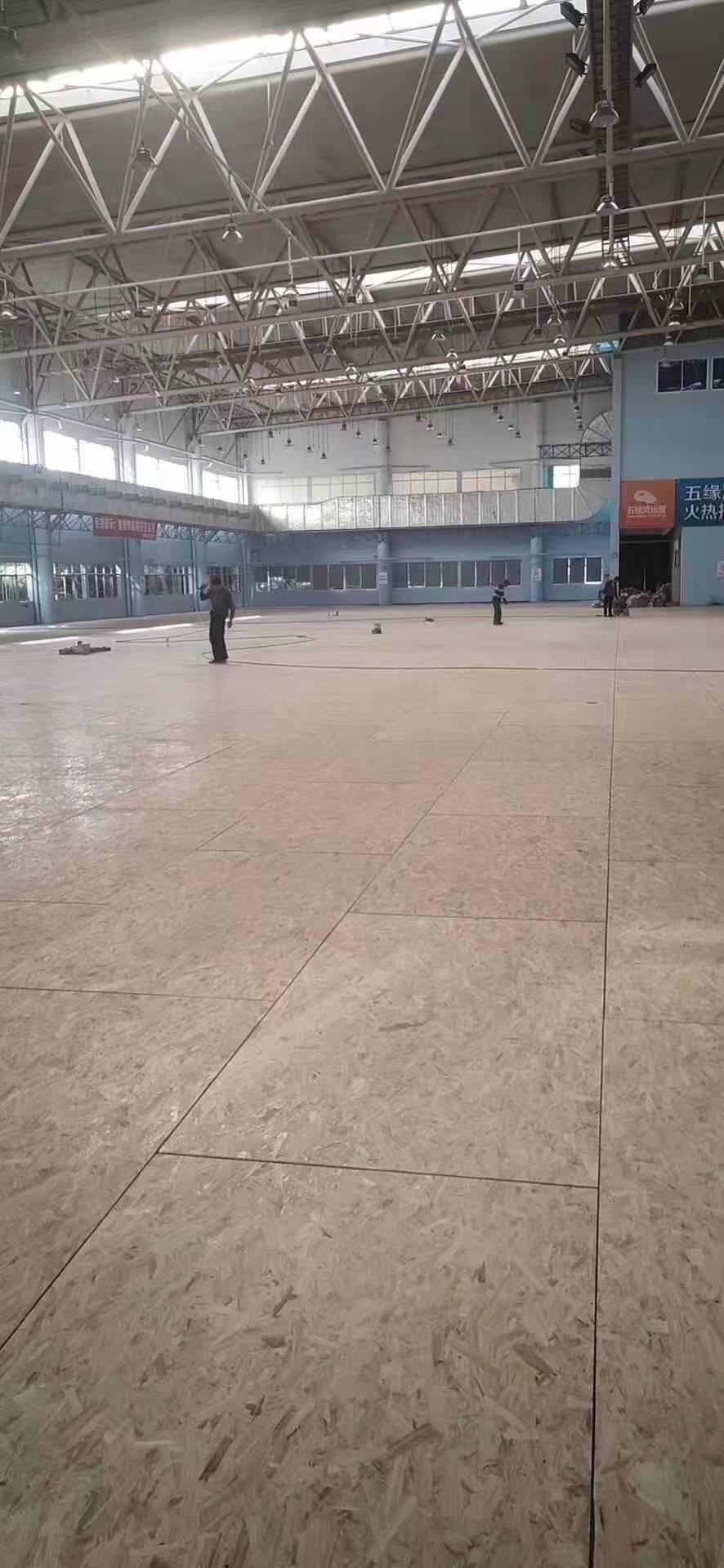 贵州篮球运动木地板厂家