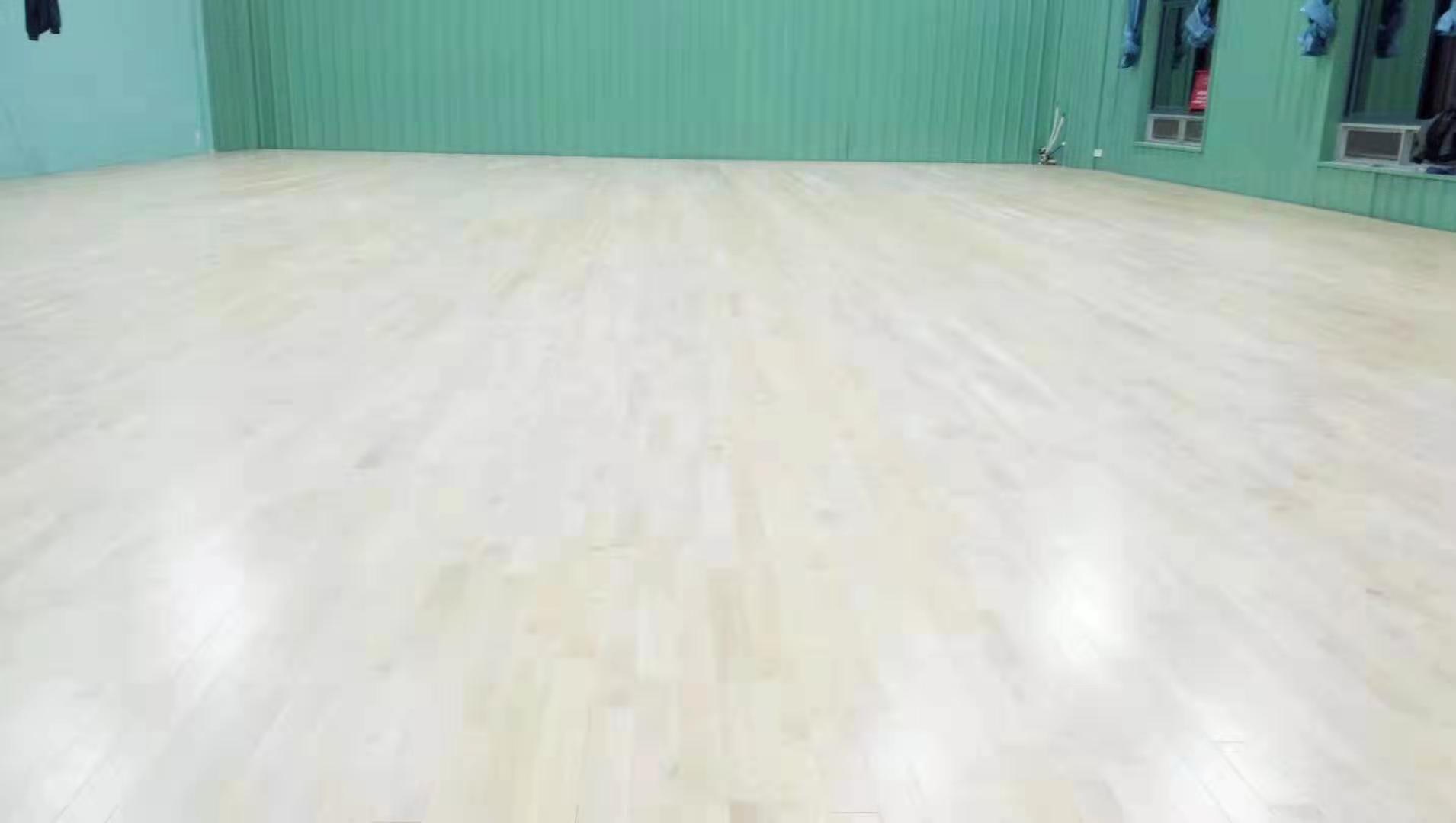 绵阳篮球运动木地板报价