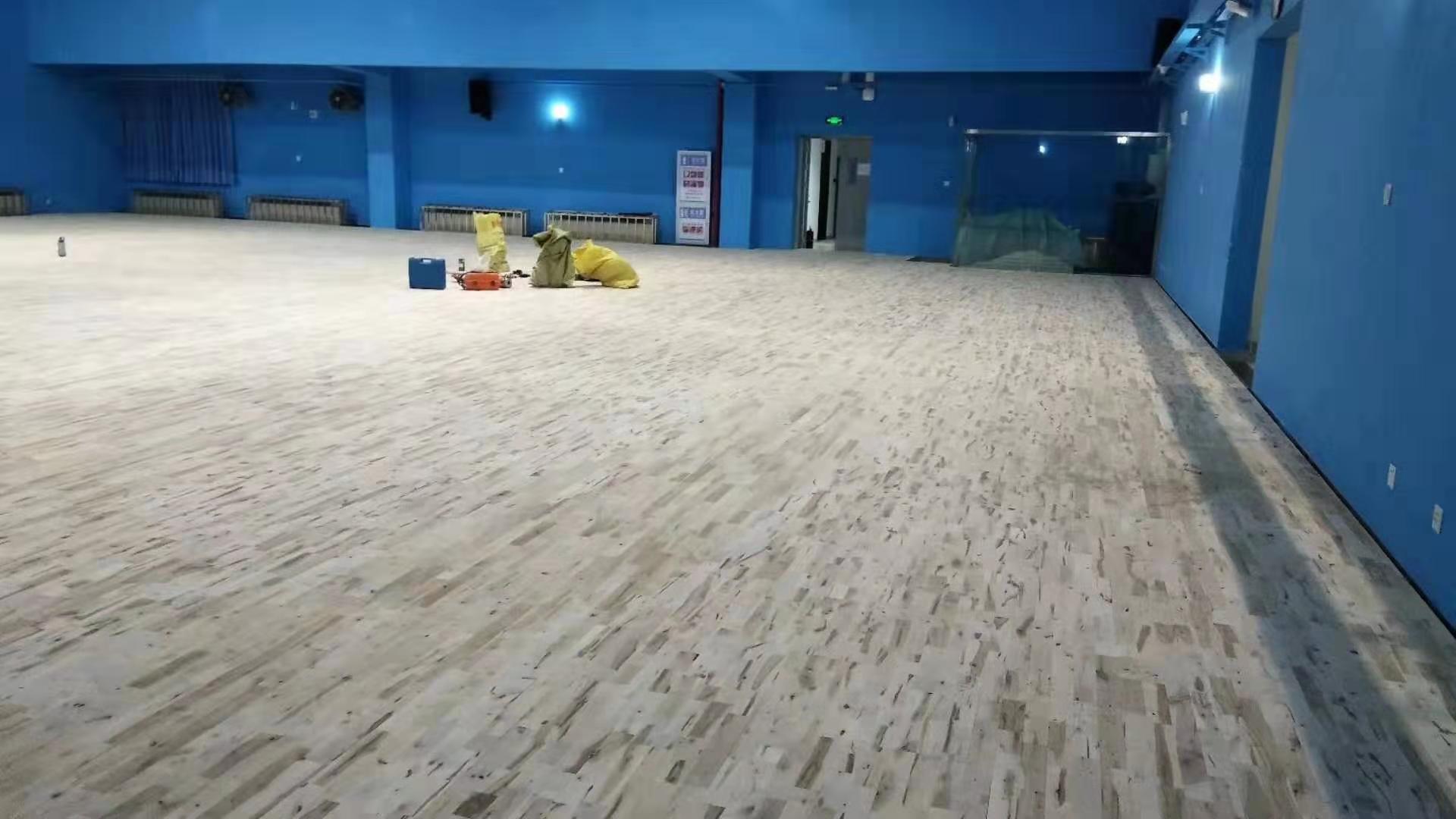 北海学校篮球运动木地板