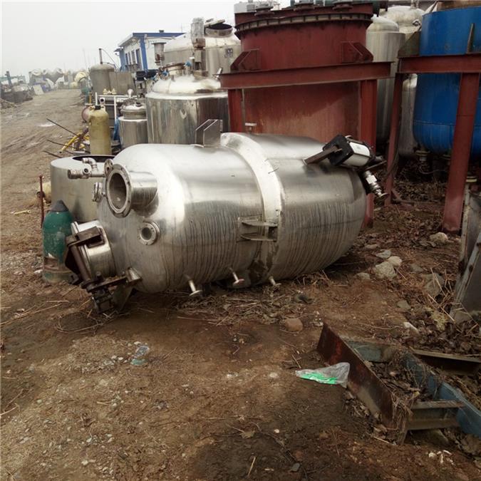 广州二手3吨提取罐