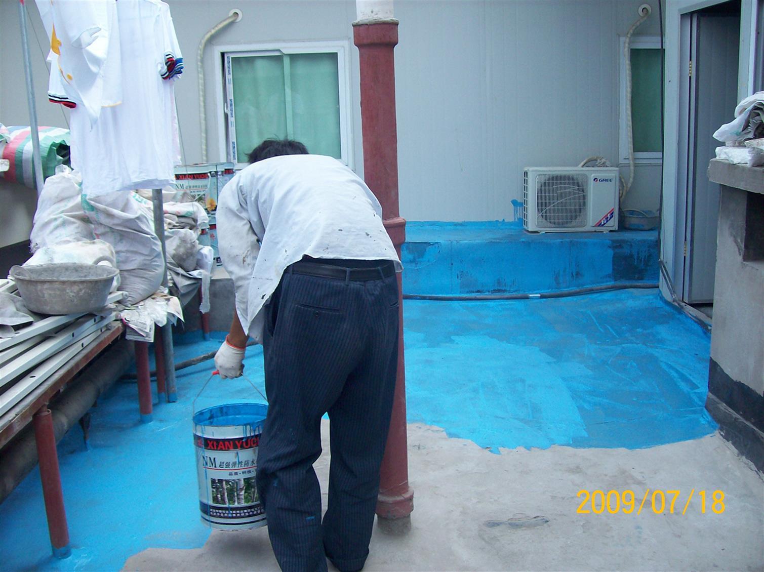 旧城屋面漏水维修厂家