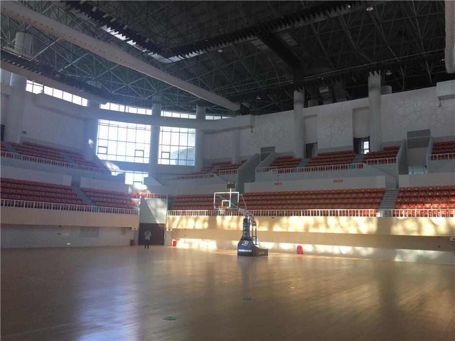 新疆活动中心木地板规格