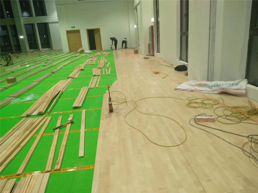 三亚活动中心木地板品牌