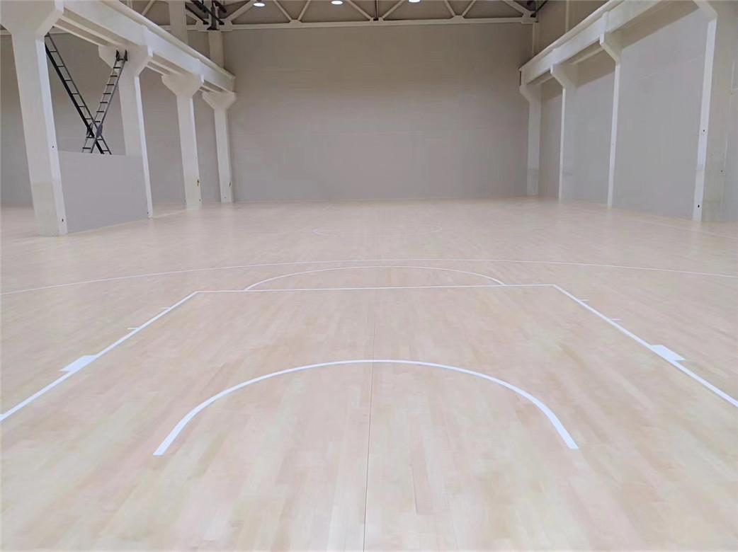 潍坊活动中心木地板承建