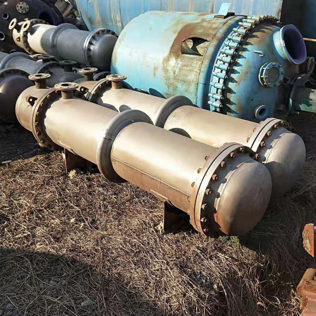 苏州出售二手不锈钢冷凝器