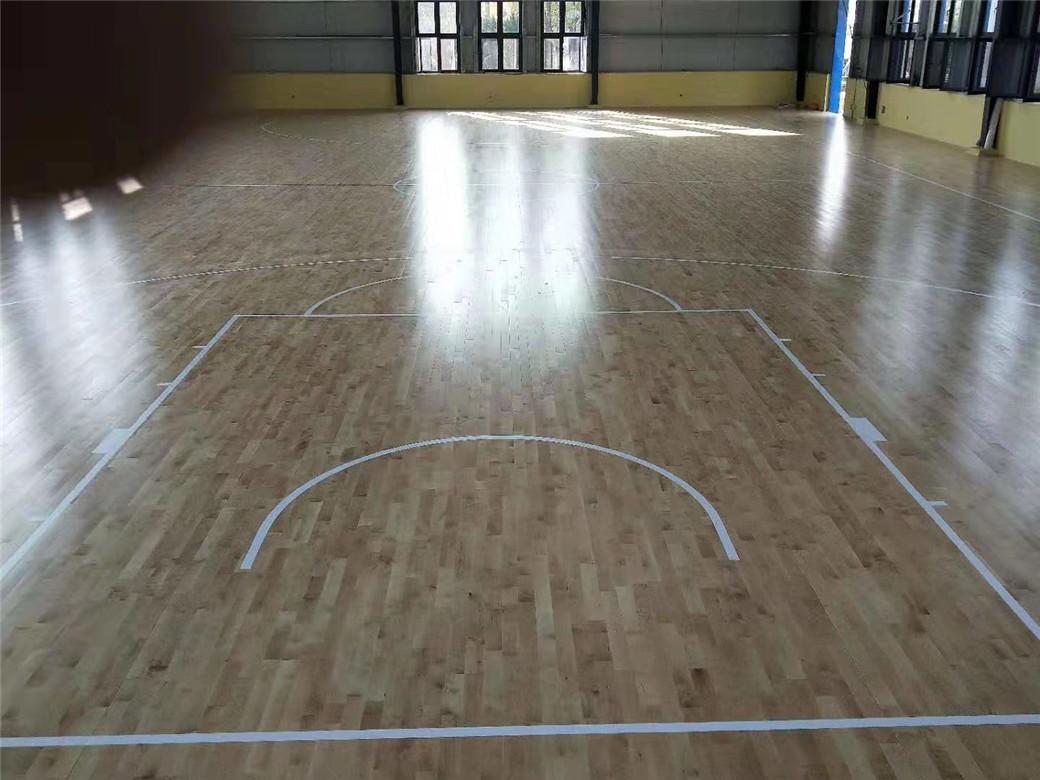 忻州实木体育地板费用