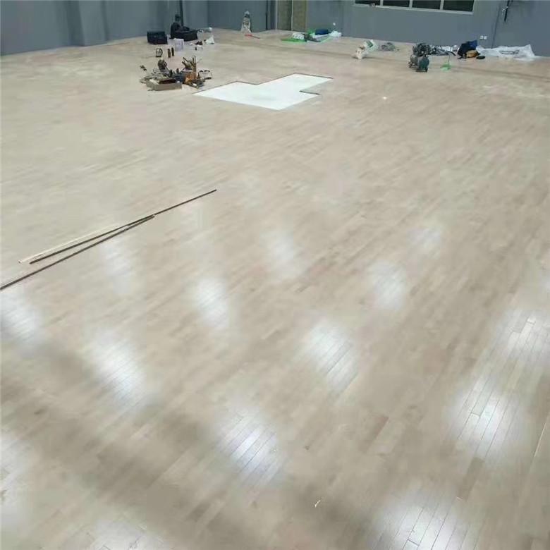 台州实木体育地板规格