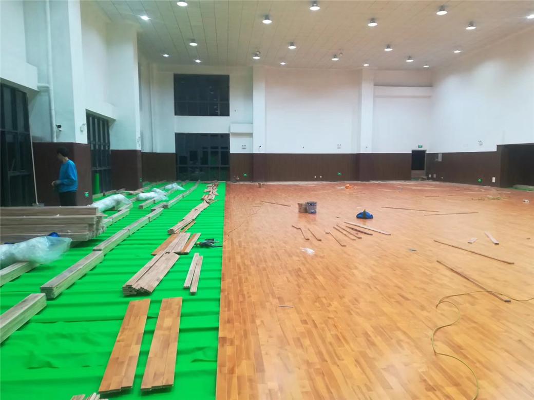 台州实木体育地板工厂