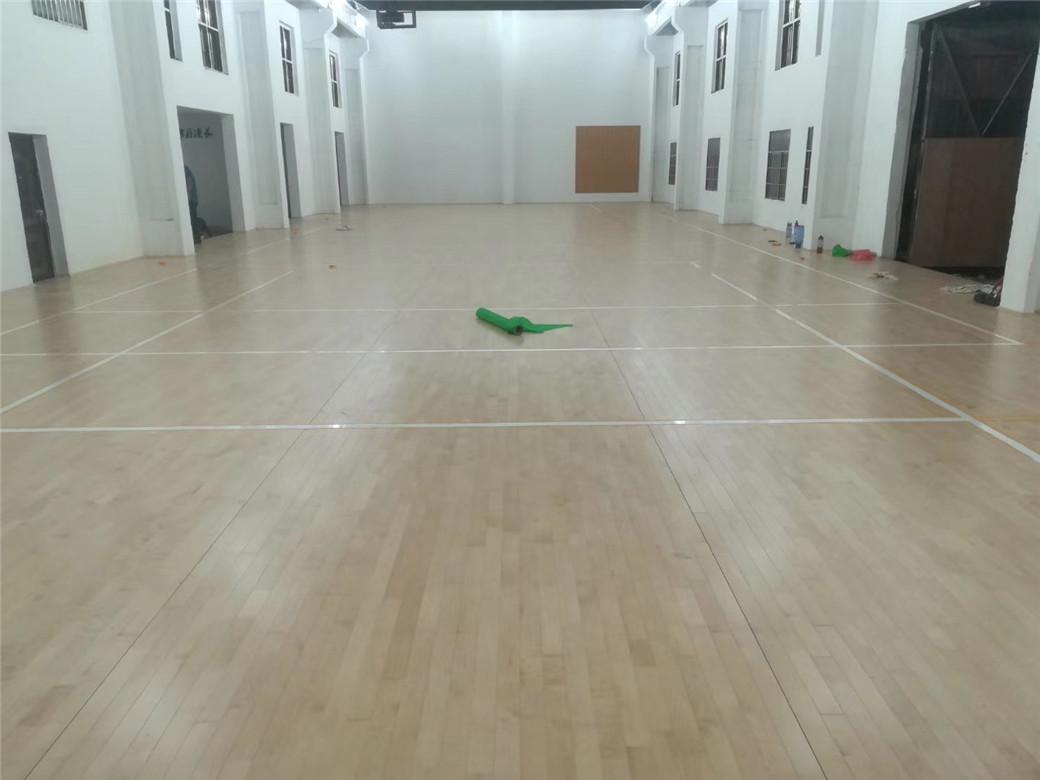 运城实木体育地板规格