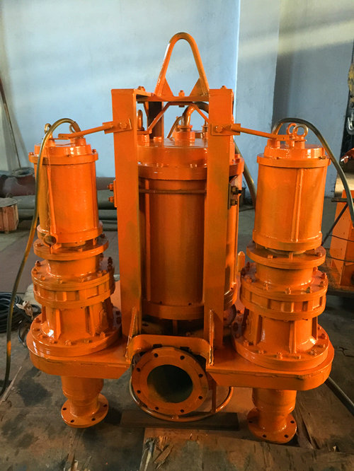 牡丹江河道疏浚潜水抽沙泵 抽沙设备 个性定制 价格实惠