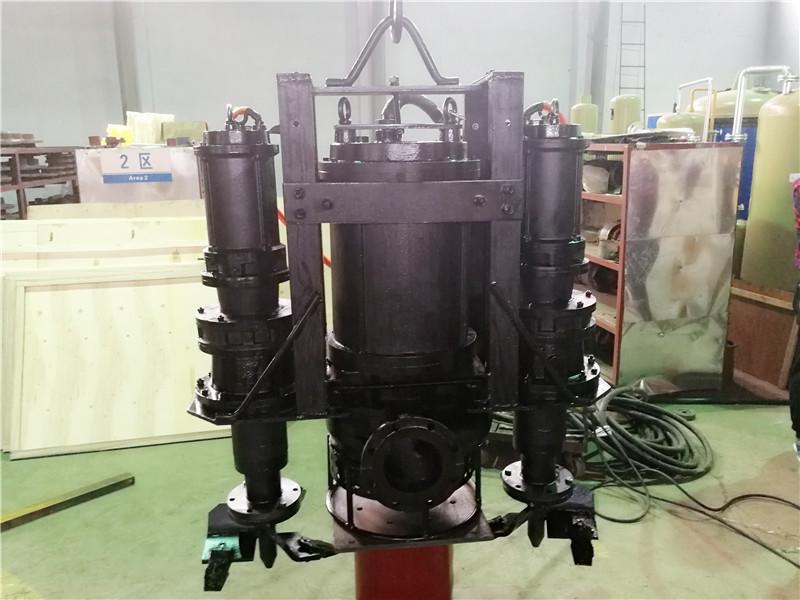 丹东沉井清理潜水抽沙泵 抽沙机 全国均可发货