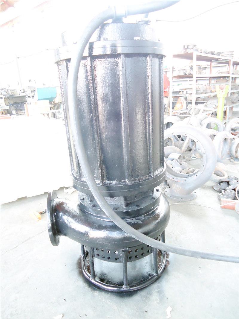 伊春沉井清理潜水抽沙泵 抽沙设备 产量大 耗能低