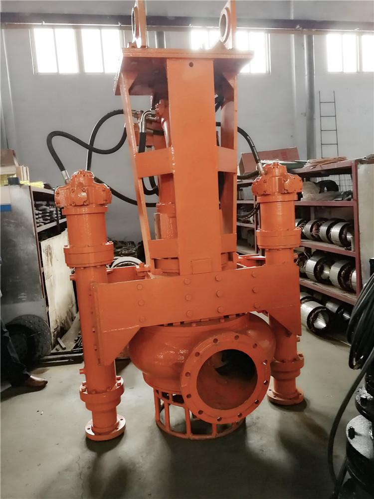 忻州挖机抽沙泵厂家 绞吸抽沙泵 产量大 耗能低