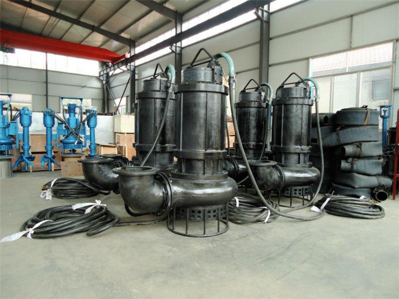 宁波高效搅吸泥沙泵 无堵塞沙石泵 制造工艺优