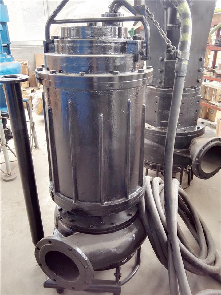 青岛污泥池清理泥沙泵 大浓度排砂泵 可加工定制