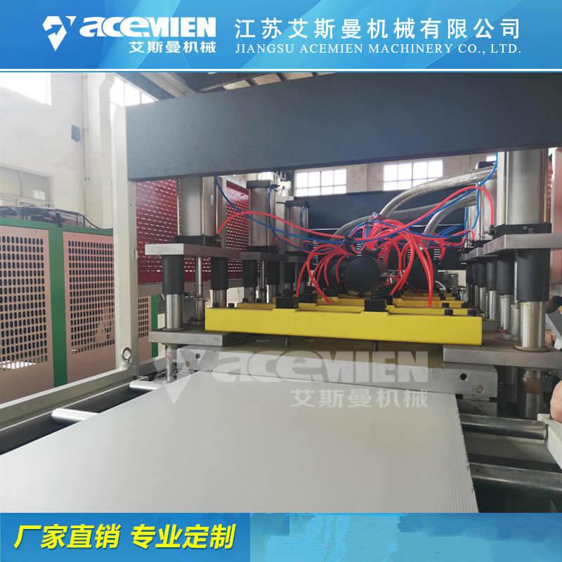 热门塑料模板机械设备生产