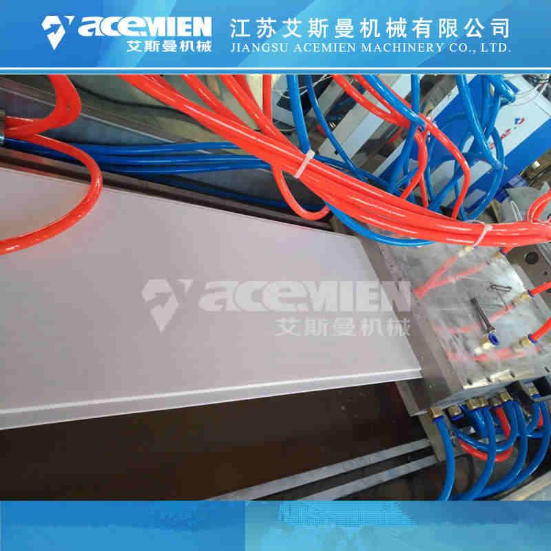 沈阳PVC护墙板生产线设备