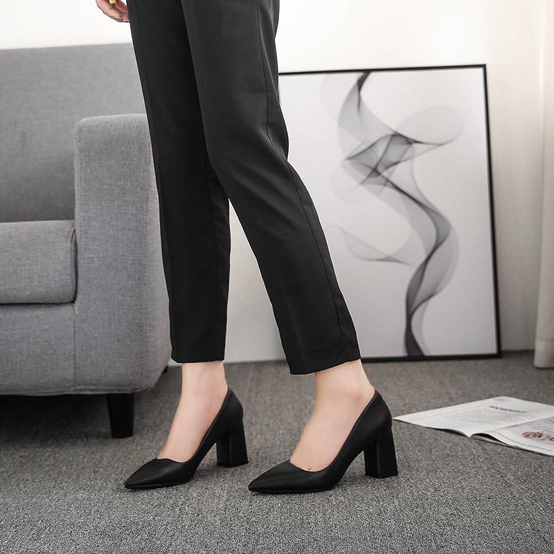 银行工鞋鞋厂 量身打造 生产保证