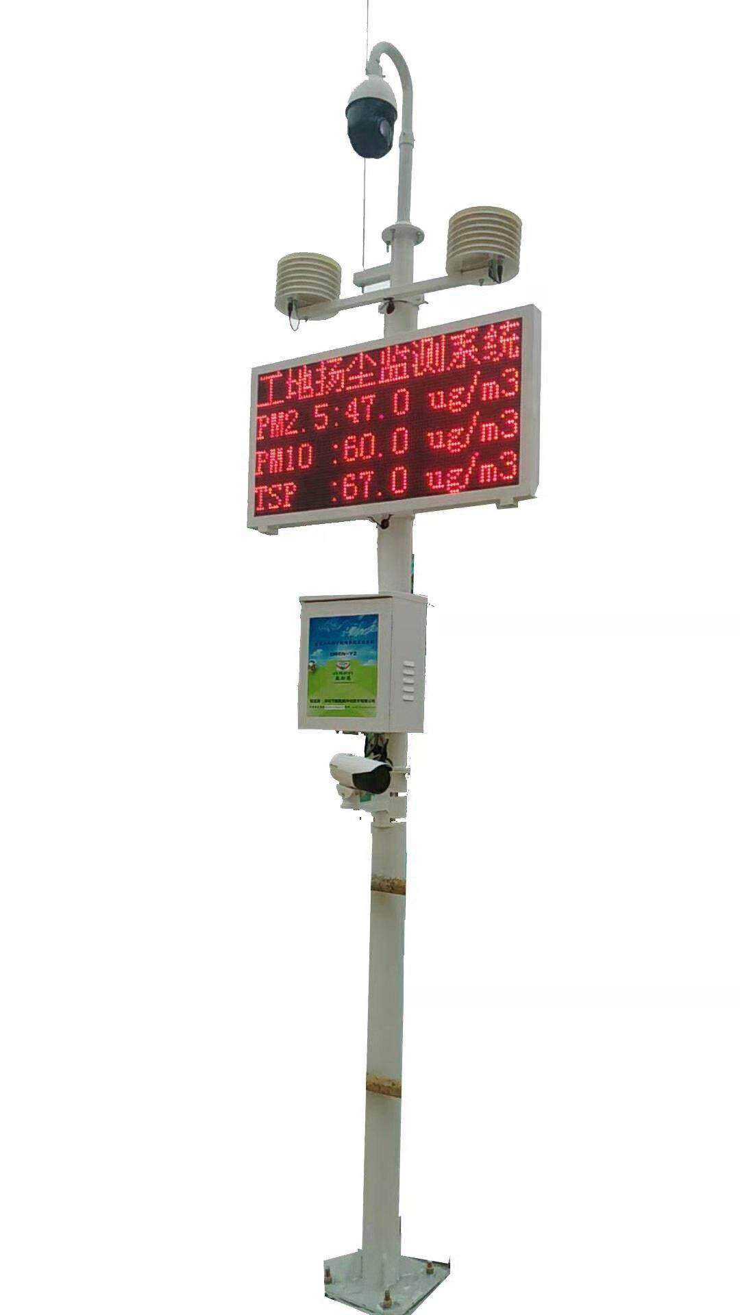 合肥扬尘噪音监测