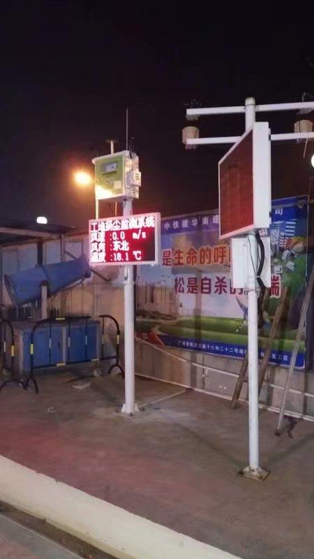 杭州扬尘检测系统