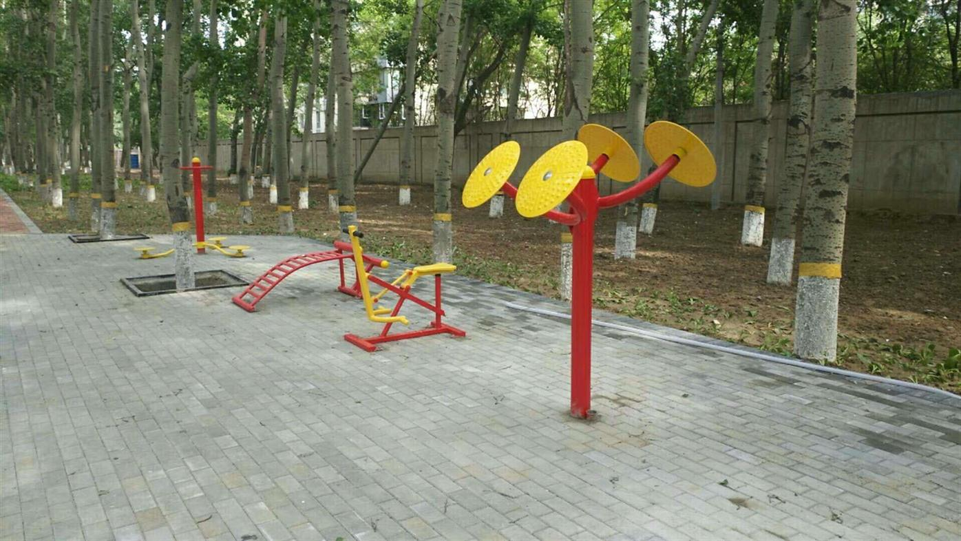 户外健身器材小区广场 儿童