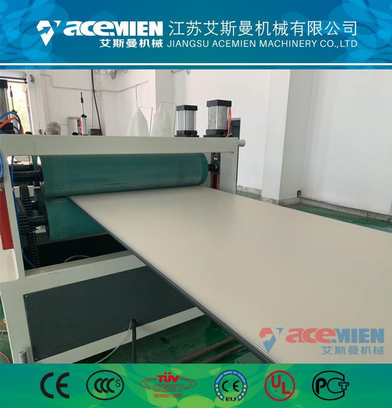 中空塑料建筑模板机器价格