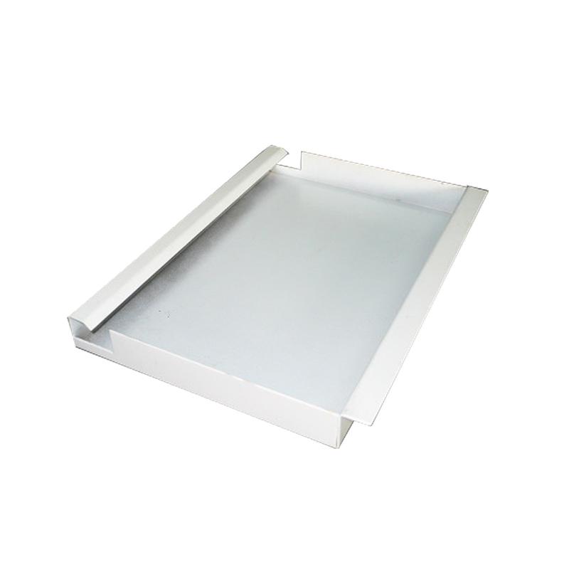 昆明勾搭式铝板