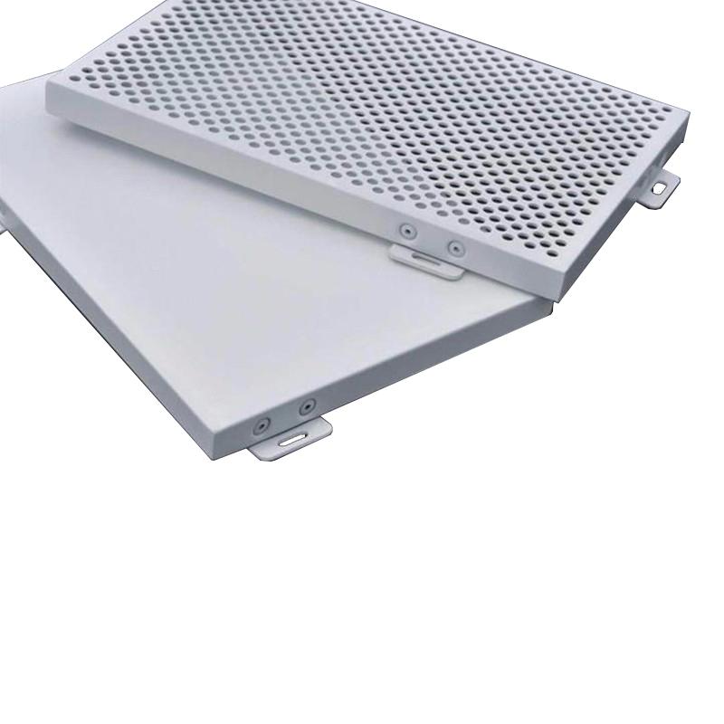 贵州冲孔铝单板规格