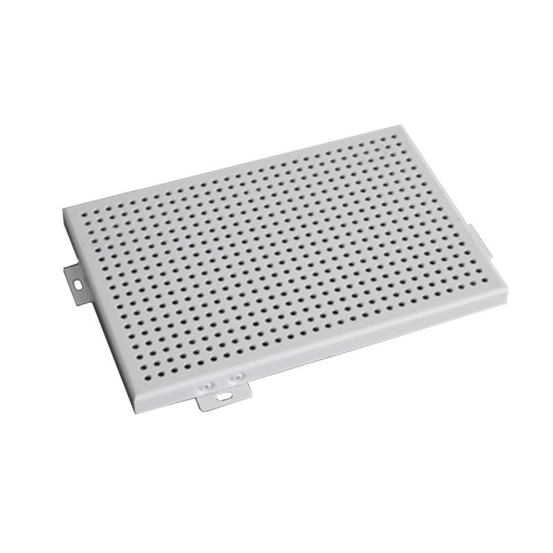 黔南餐厅冲孔铝单板规格