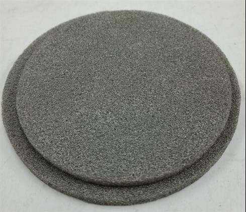 阳江电池材料连续性金属泡沫镍网滤网