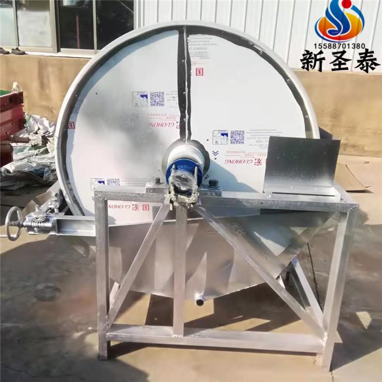 全自動紅薯粉碎機 全自動漿渣自動分離機價格