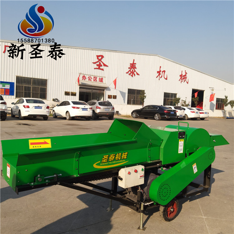 亳州玉米秸稈青儲收割回收機廠家