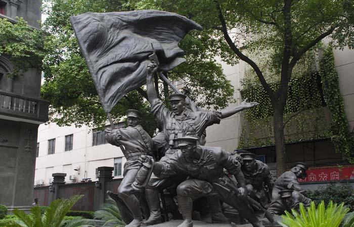 佛山红旗雕塑厂商