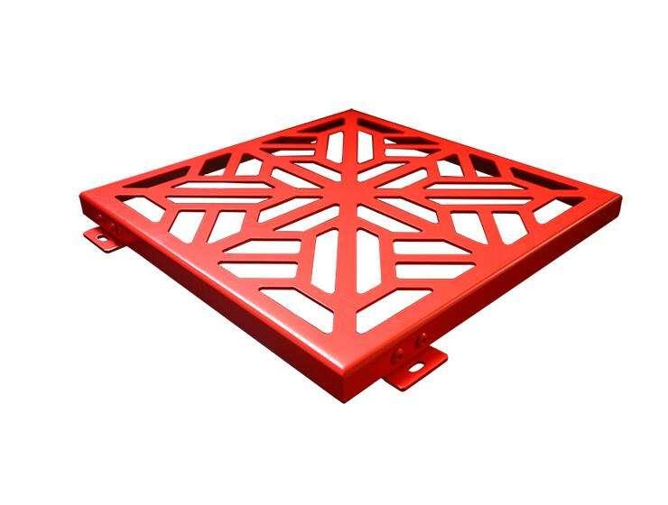长沙雕刻铝单板定制