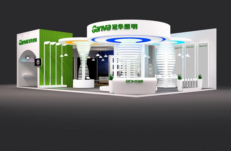 长沙实惠的展台设计搭建