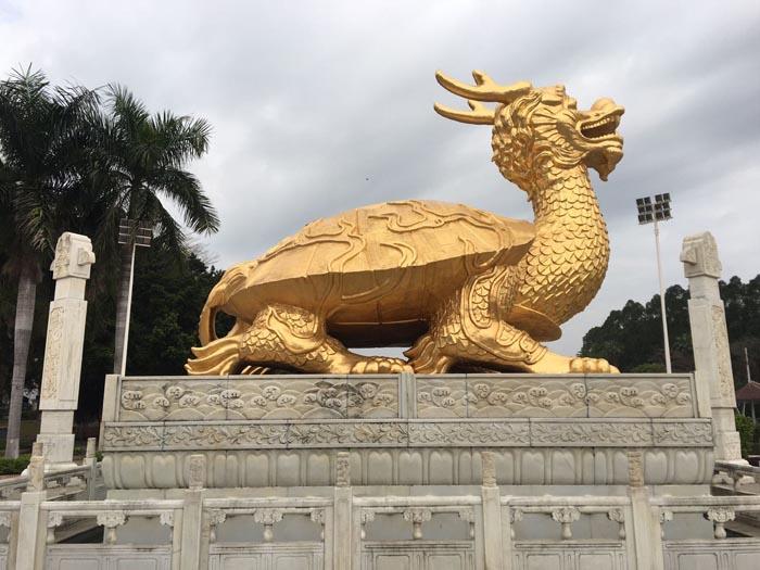 海南铜雕定制