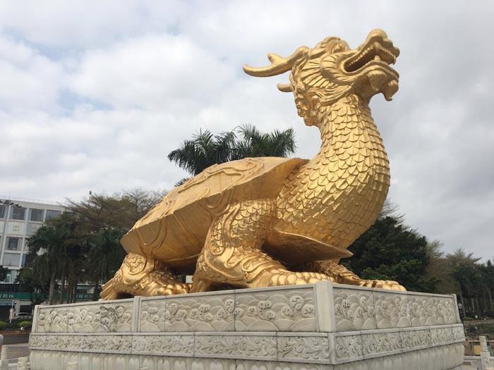 三亚铜马雕塑厂