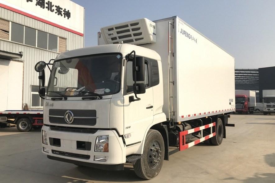 甘肃6.8米冷藏车