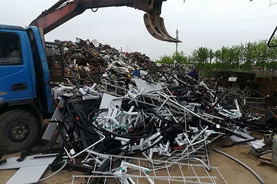 广州集中电子产品销毁方式 好服务*优廉