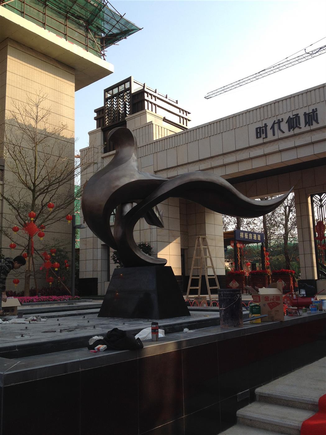 营口雕塑制作公司