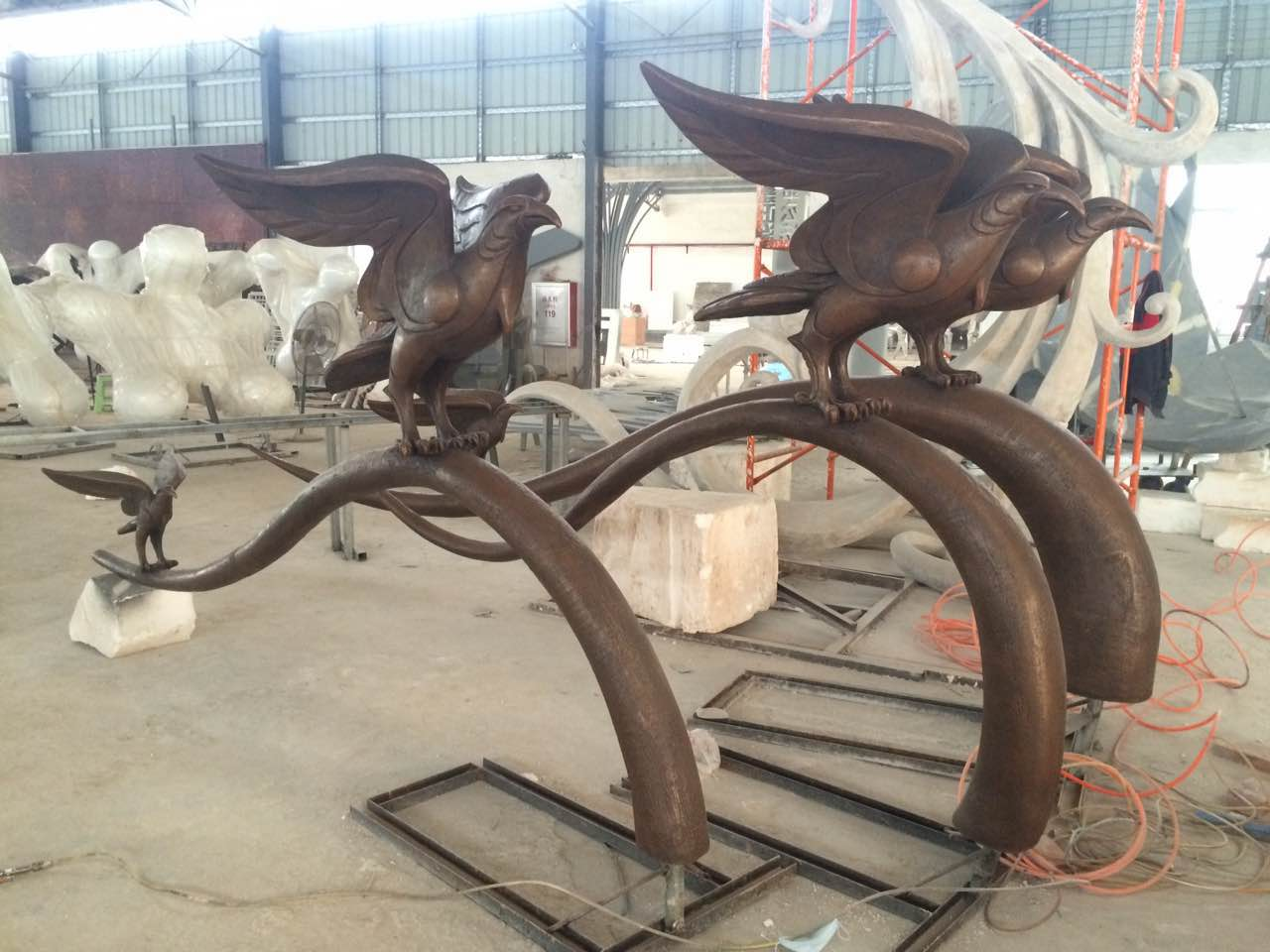 河南雕塑制作公司